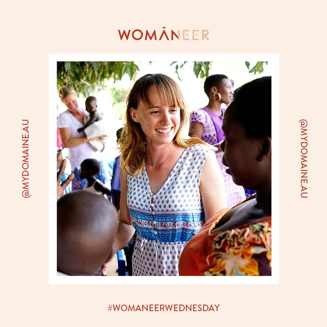 Womaneer: Meet the Australian Woman Making Real Change in Uganda