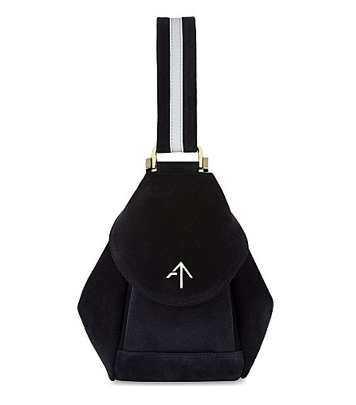 how to wear manu atelier fernweh as backpack