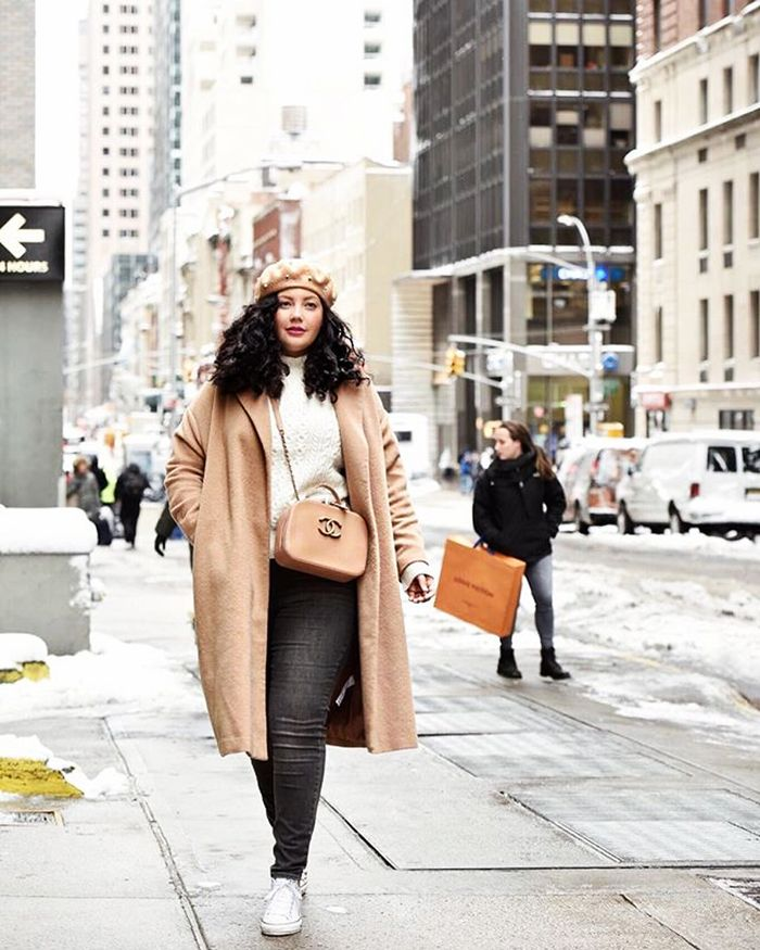 The Plus-Size Winter Outfits We Love | Who What Wear