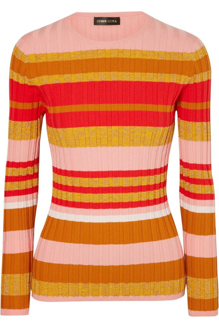 424ff6f59d8 17 Sophisticated Sweaters You Can Wear to Work