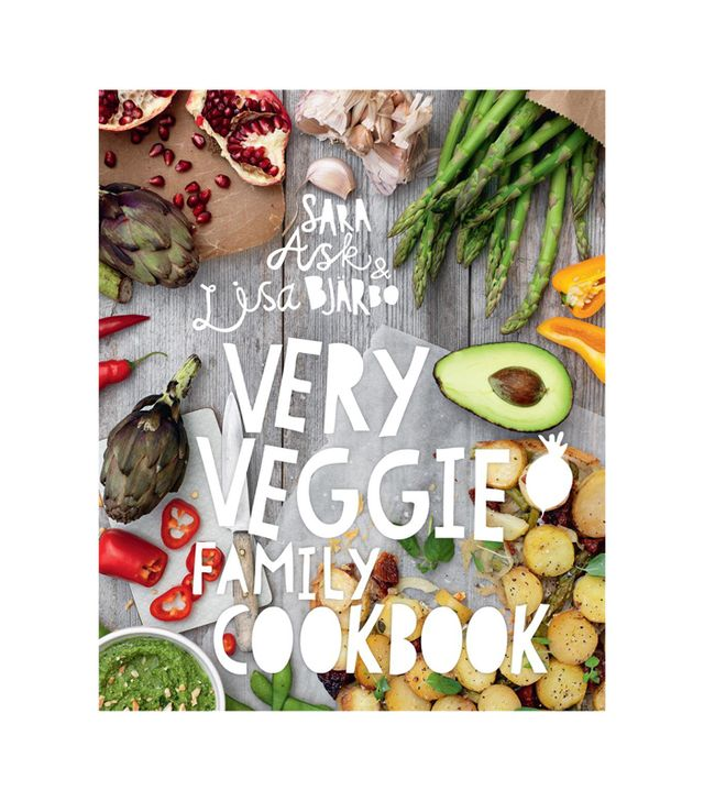 Sara Ask and Lisa Bjärbo Very Veggie Family Cookbook