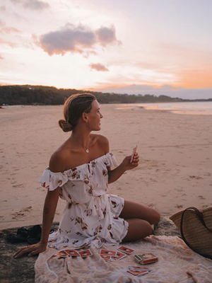 This Byron Bay-Based Influencer Has the Best Dress Collection—Hands Down