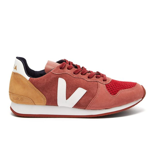 Veja Holiday Suede Low-Top Trainers