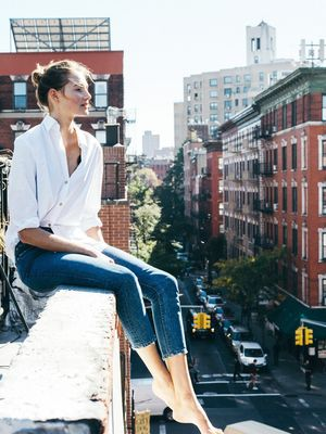#MyNeighbourhood: A Victoria's Secret Model's Guide to New York's West Village