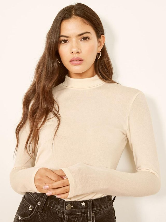 Reformation Billy Sweater