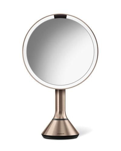 8&#148 Sensor Makeup Mirror with Brightness Control