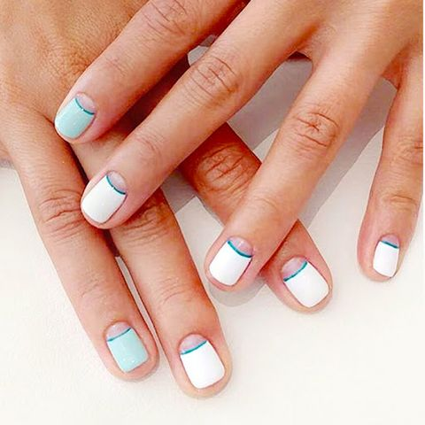 - 19 Nail Designs For Short Nails We're Trying ASAP Byrdie
