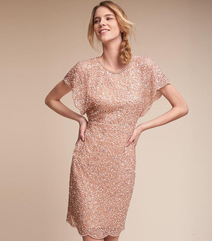 4548c0a610b5 22 Rehearsal Dinner Dresses for Cool Brides