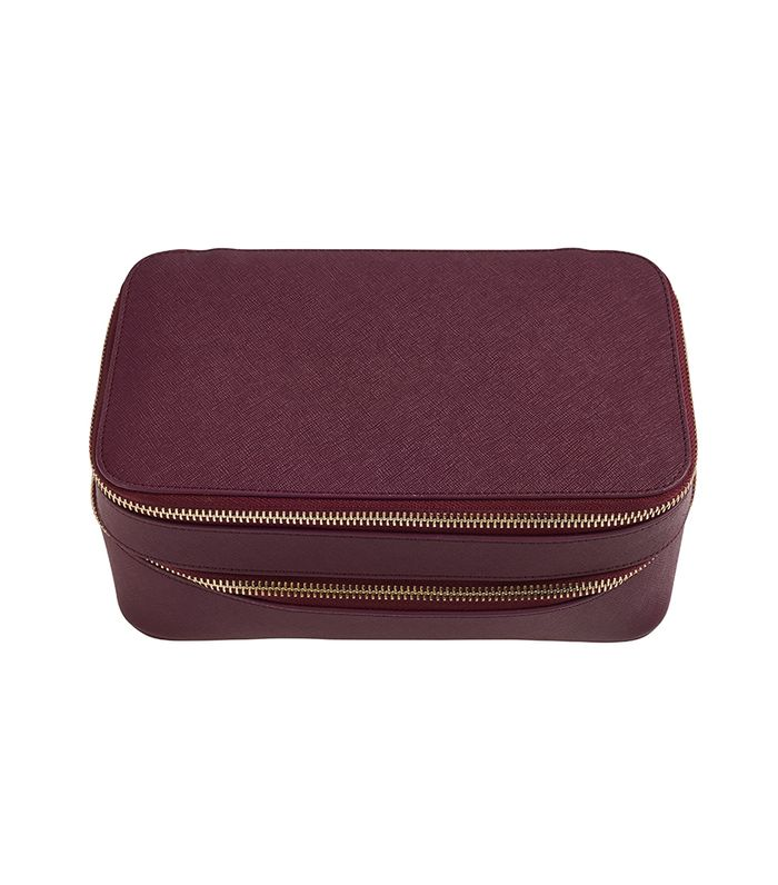 feb74de15 These Cute Makeup Bags Will Make Your Life Chicer | Who What Wear