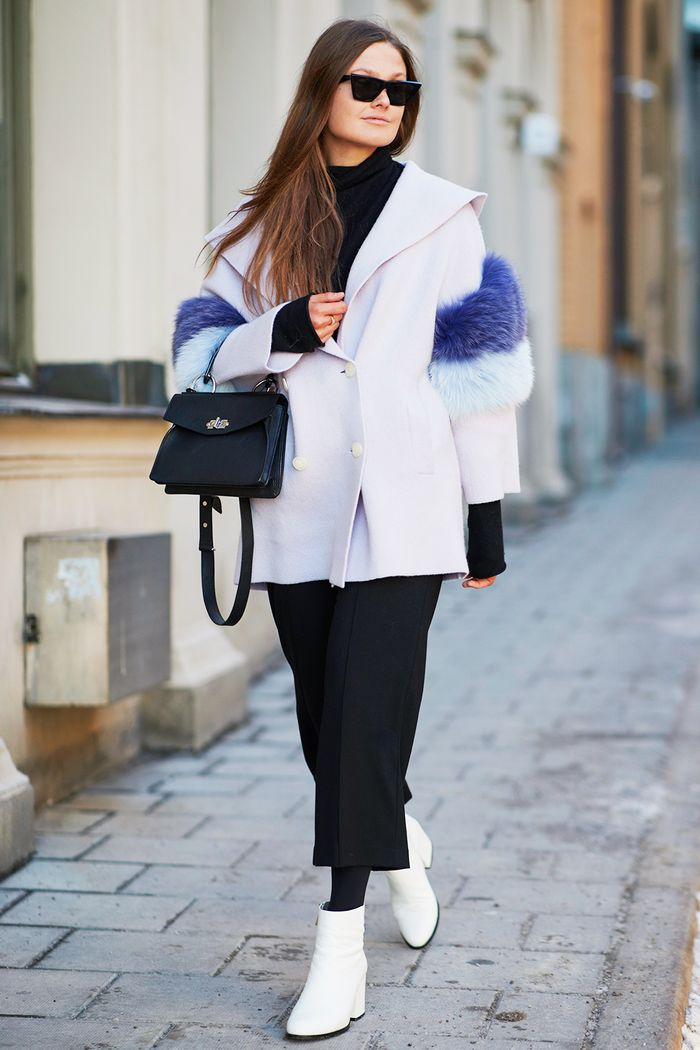 Stylish Warm Weather Clothing: Winter Ready: What To Wear In 30-Degree Weather