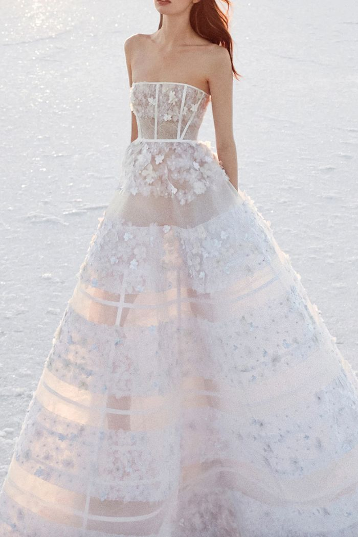 The Top Bridal Designers of 2018 | Who What Wear