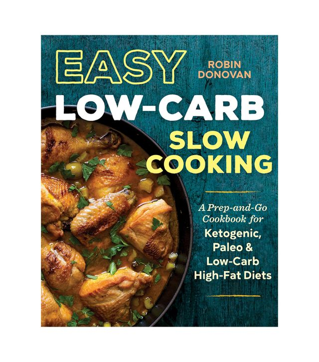 Robin Donovan Easy Low-Carb Slow Cooking