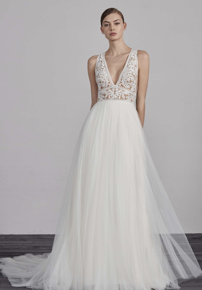 Wedding Dresses For Short Brides.The Best Wedding Dress Style For Short Girls Who What Wear