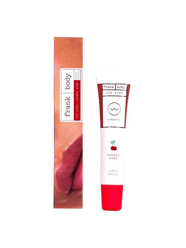Frank Body Lip Tint in Cherry Bomb