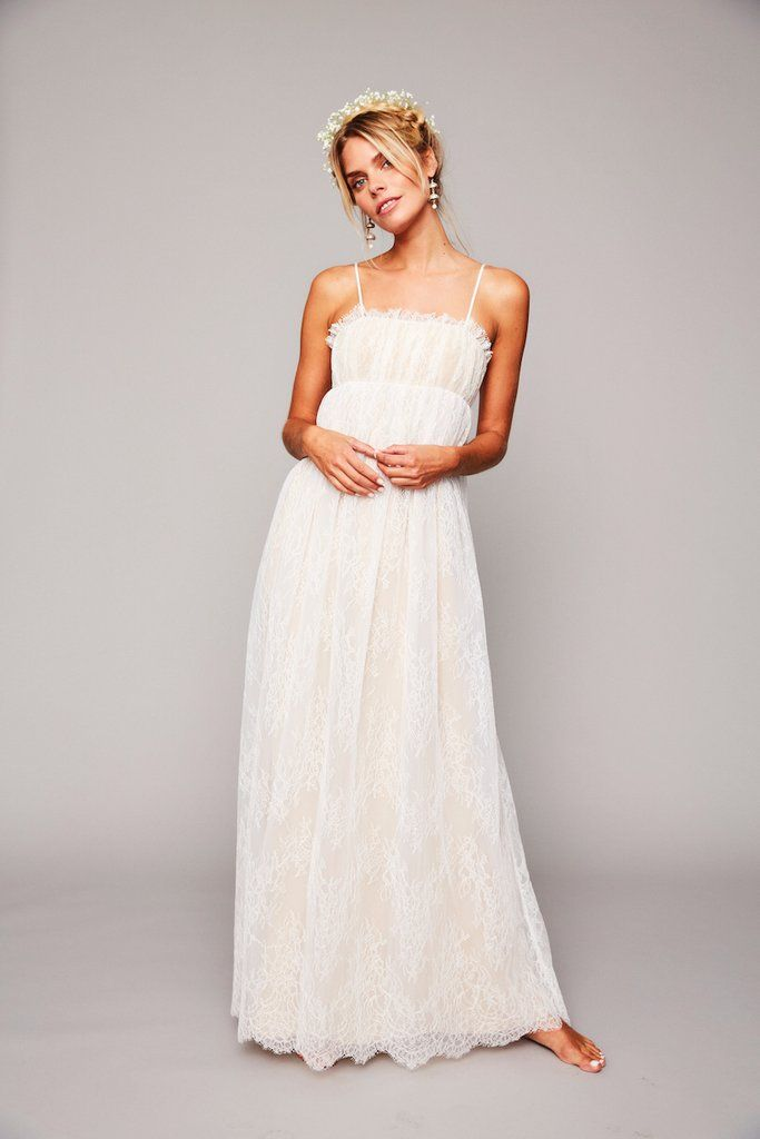 Girl Short Wedding Dress