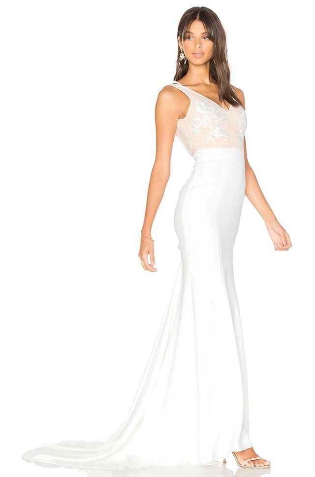 x REVOLVE Gallery Gown