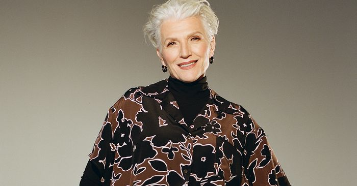 Covergirl Maye Musk on Why She's Not Afraid of Aging | Who What Wear UK
