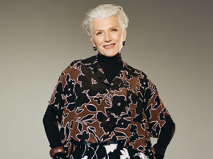 Covergirl Maye Musk on Why She's Not Afraid of Aging | Who