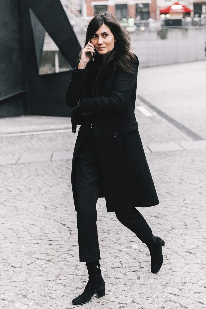 13 Cool Ways To Wear Cropped Trousers With Ankle Boots