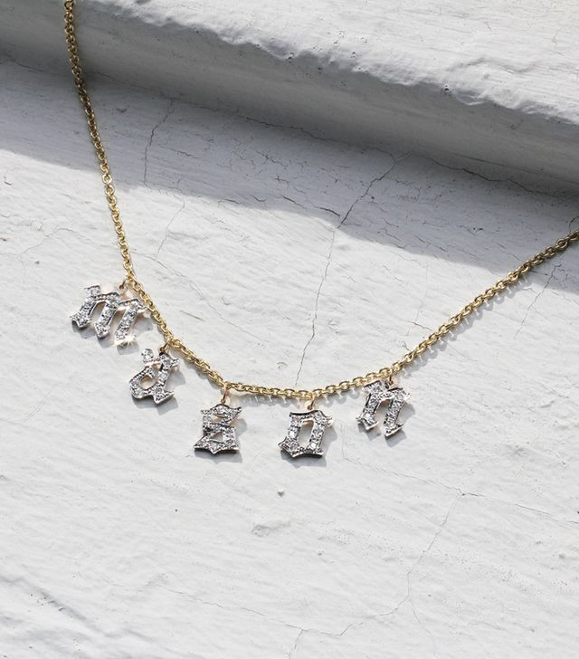 The M Jewelers Gothic Chocker Necklace
