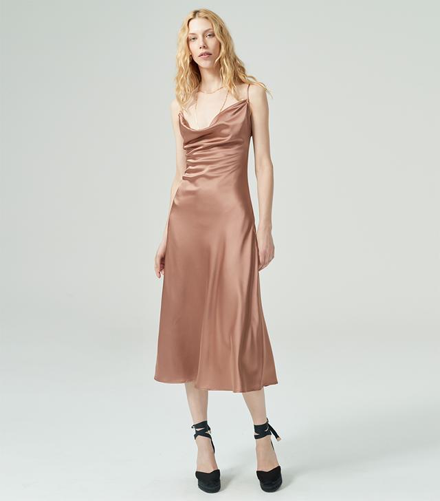 Hansel & Gretel Milena Silk Dress