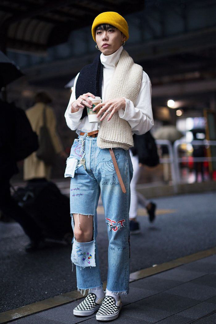11 Cute Outfits With Beanies  299c61c88f7
