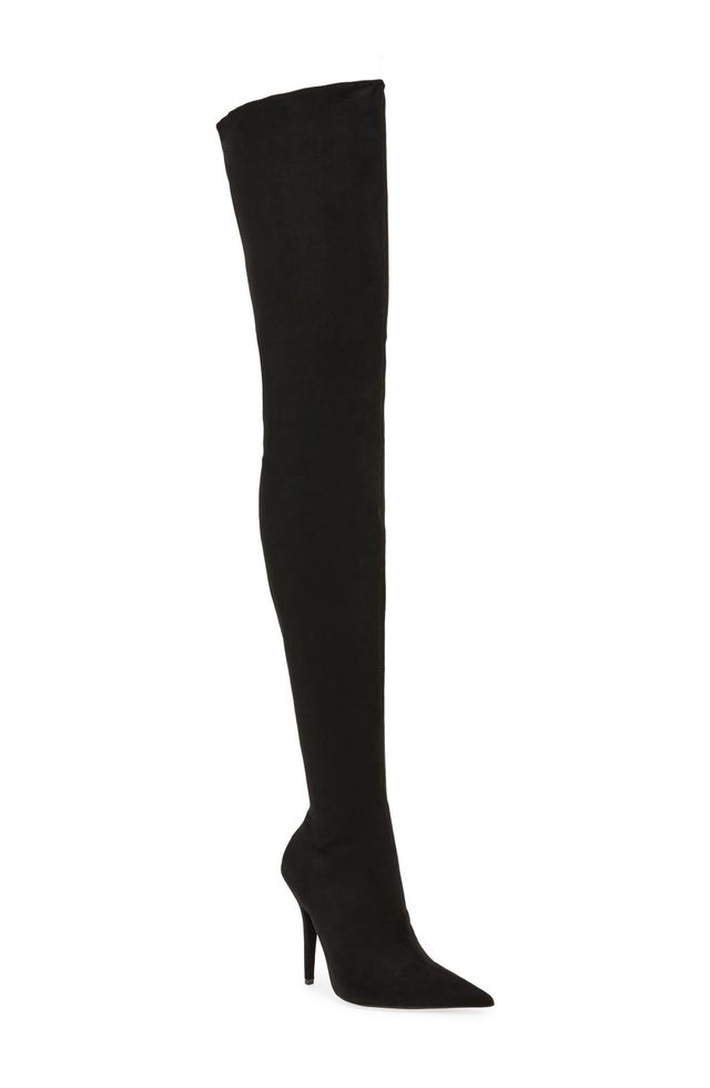 Gamora Thigh High Boot