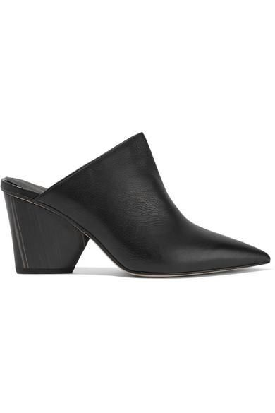 Ester Leather Mules