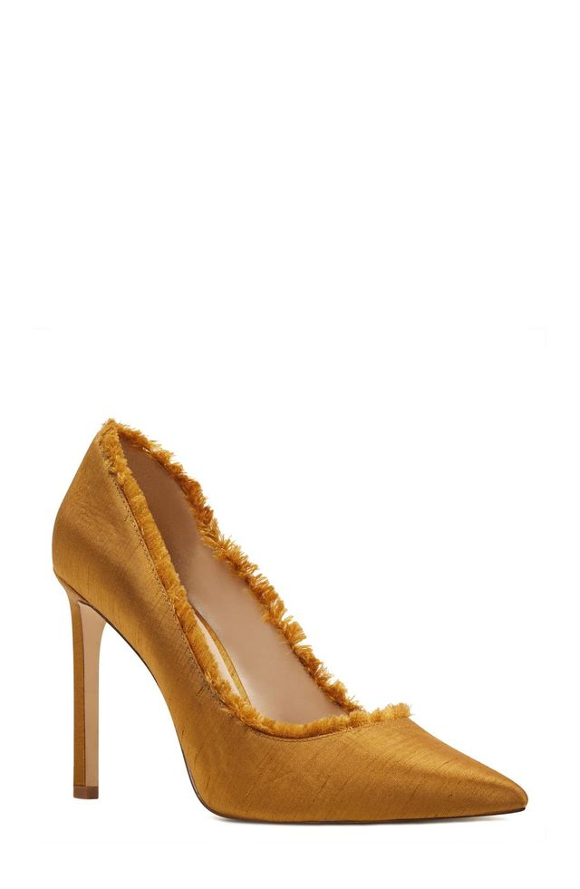 Thayer Pointy Toe Pump