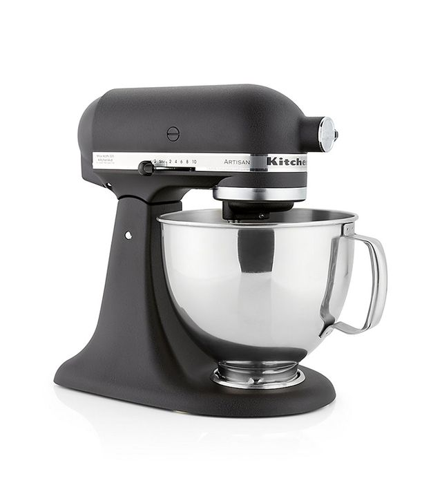 KitchenAid ® Artisan Cast Iron Black Stand Mixer