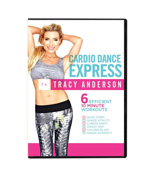 Tracy Anderson Cardio Dance Express