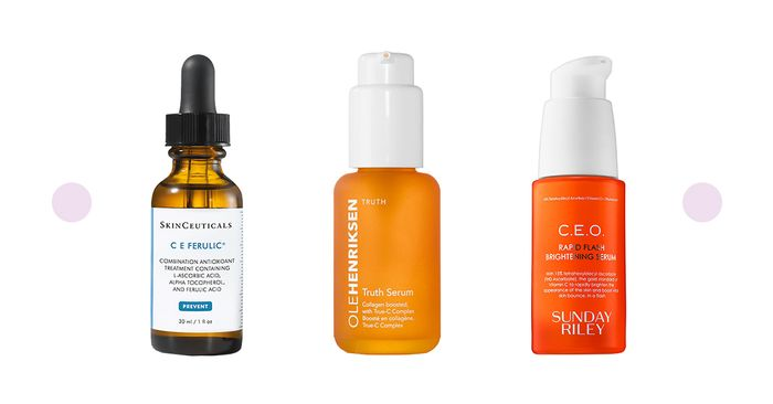 The 7 Antioxidant Serums We Trust for Bright, Even Skin