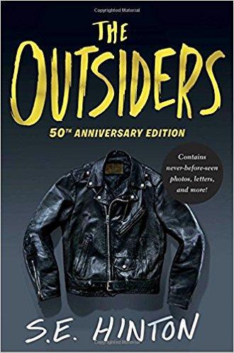 S.E. Hinton The Outsiders