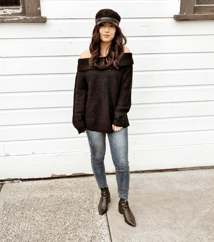 c8568bd7286 How Women Are Actually Wearing This Cool Hat Trend