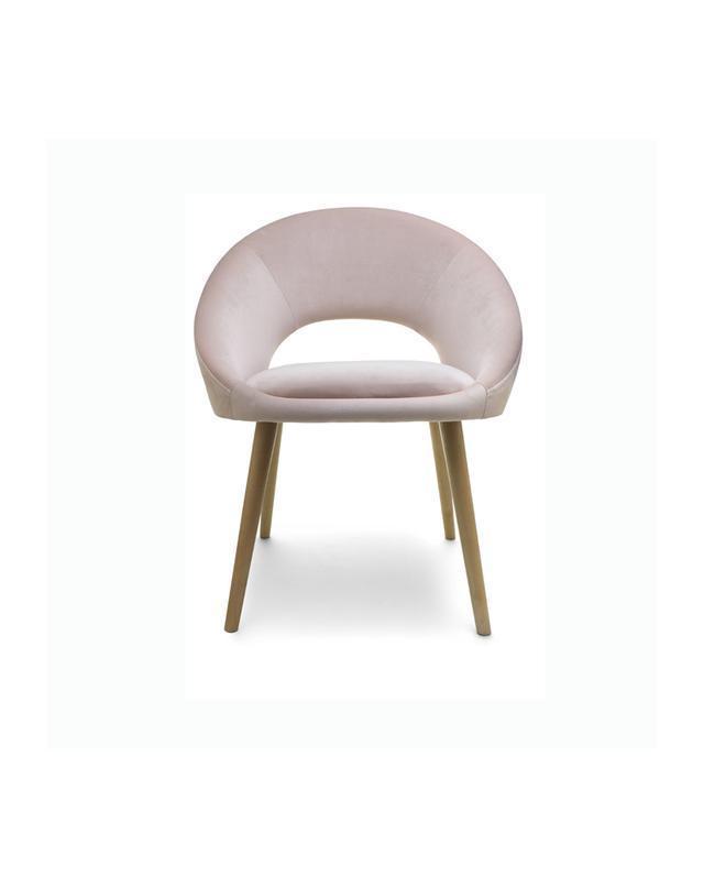 Kmart Velvet Occasional Chair
