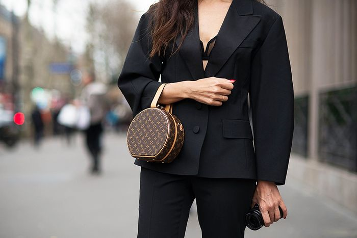 0ffb3562646a Pinterest. Photo  Vanni Bassetti Getty Images. Shop the Bag  Pinterest ·  Shop · Louis Vuitton Petite Boite Chapeau ...