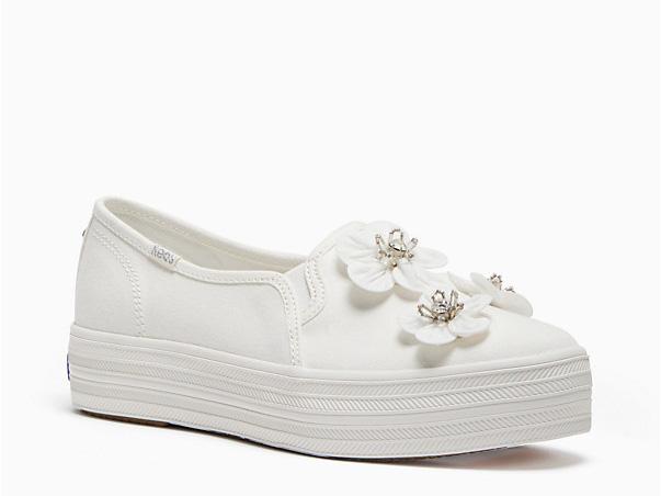 78b5941feadc Ked x Kate Spade Wedding Sneaker Collab