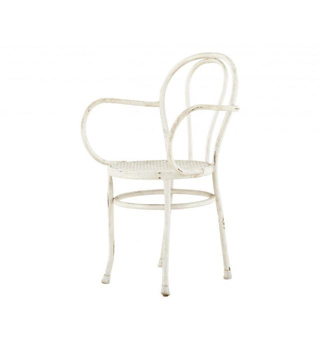 Jayson Home Vintage Metal Bistro Chair