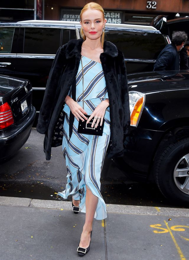 Kate Bosworth semi formal outfit
