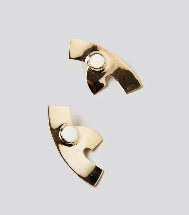 Rachel Comey Lock Earrings