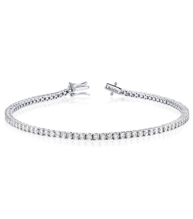 The Last Line Perfect Diamond Tennis Bracelet