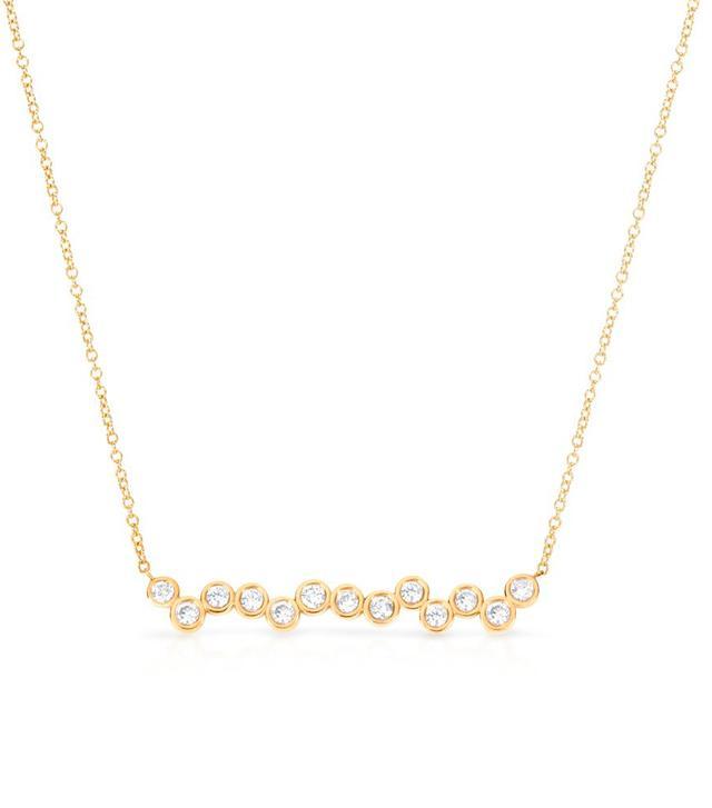 Carbon & Hydde Mini Anastasia Necklace