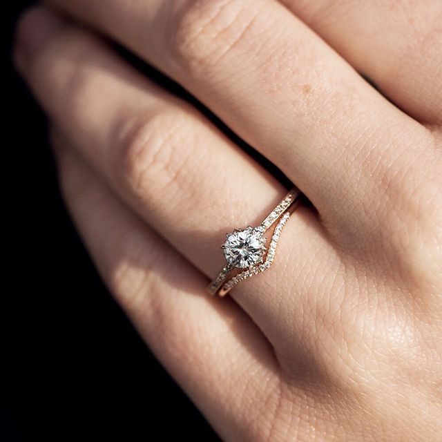 The Most Popular Engagement Rings Have This Stone in Common Who