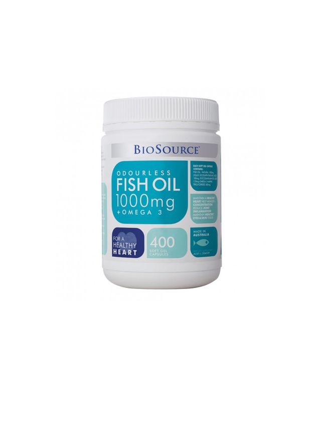 Biosource Odourless Fish Oil