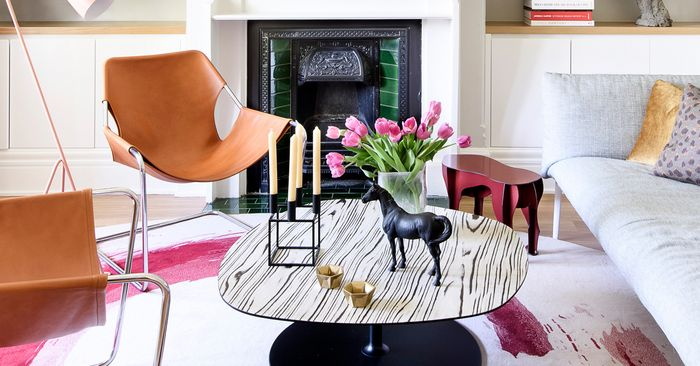 48 Contemporary Living Room Ideas To Be Inspired By MyDomaine Cool Contemporary Chairs For Dining Room Ideas