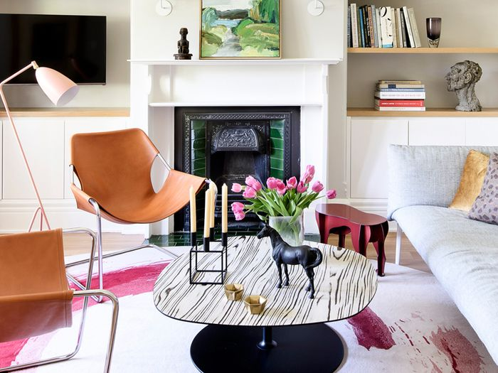14 Contemporary Living Room Ideas To Be Inspired By Mydomaine