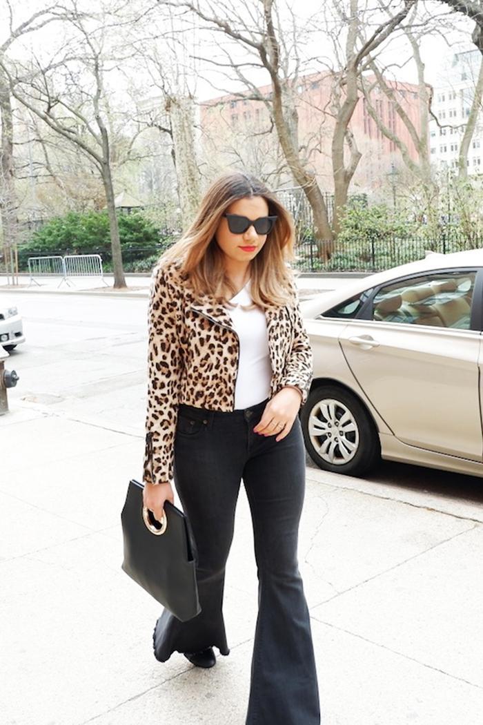 wonderful black pants salon wear