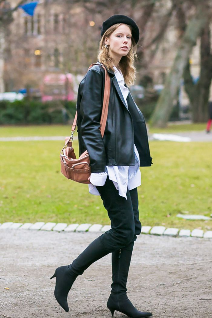 The 12 Coolest Outfits to Wear With Black Jeans | Who What ...