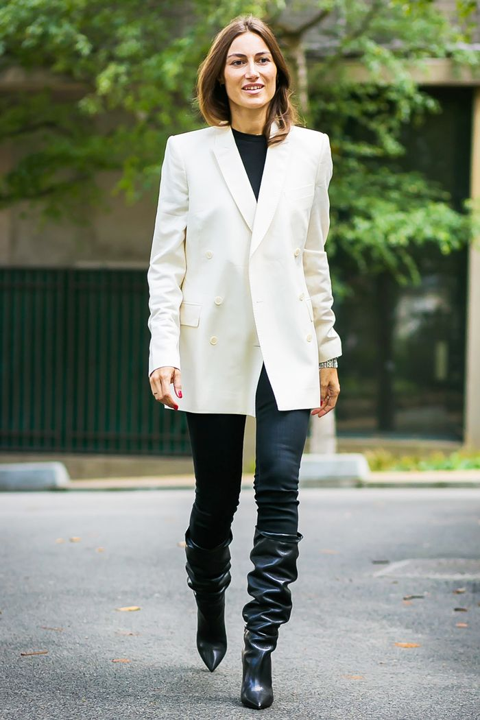 the 12 coolest outfits to wear with black jeans  who what