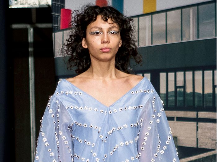87f61618 Ganni Copenhagen Fall 2018 Collection | Who What Wear